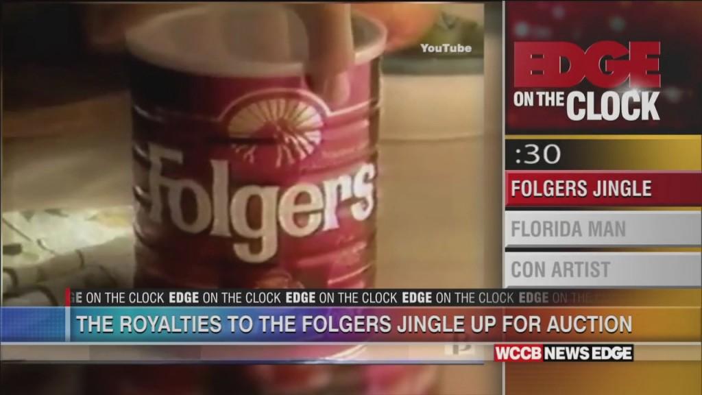 Folgers Jingle For Sale