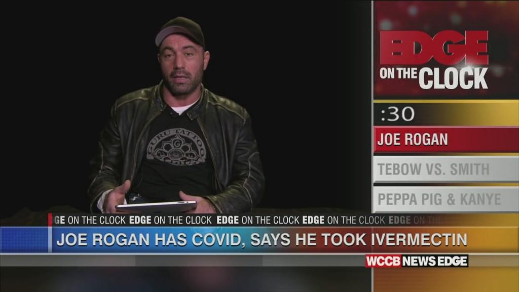 Rogan Has Covid