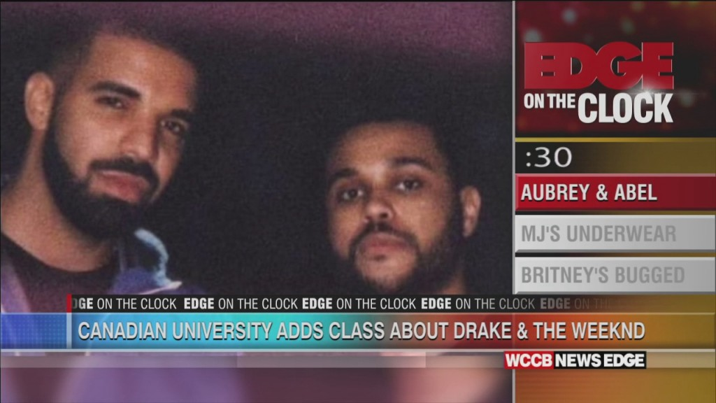 Canadian University Offering Classes On Drake And The Weeknd