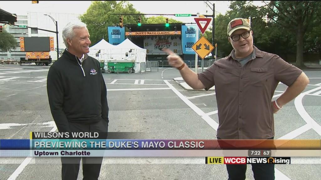 Wilson's World: Duke Mayo Classic