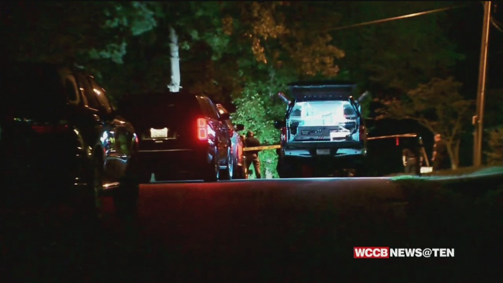 Officer Involved Shooting In Catawba Co.