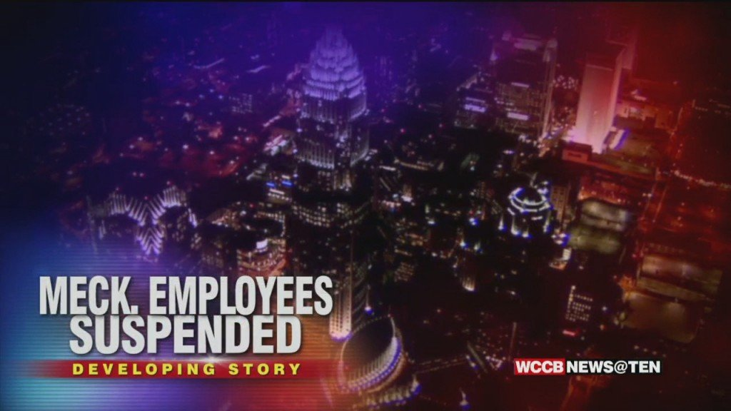 Mecklenburg County Suspends Government Employees In Violation Of Vaccine Mandate