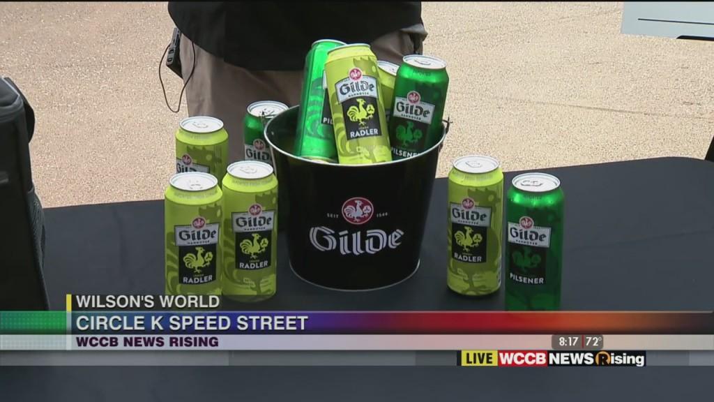 Circle K Speed Street Wilsons World Gilde