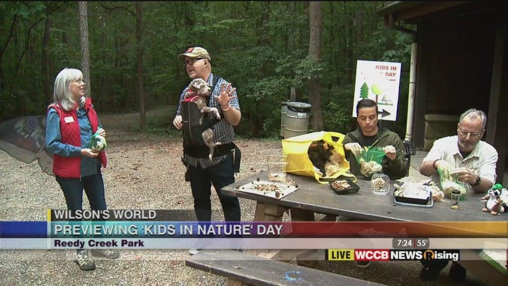 Wilson's World: Kids In Nature