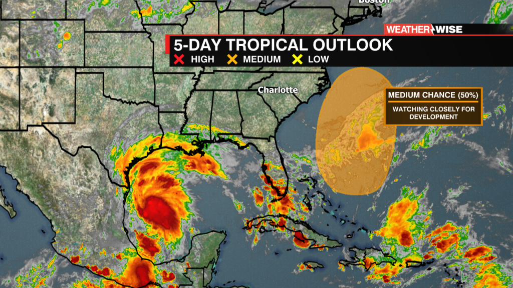 Tropical Weather Outlook Kml 1
