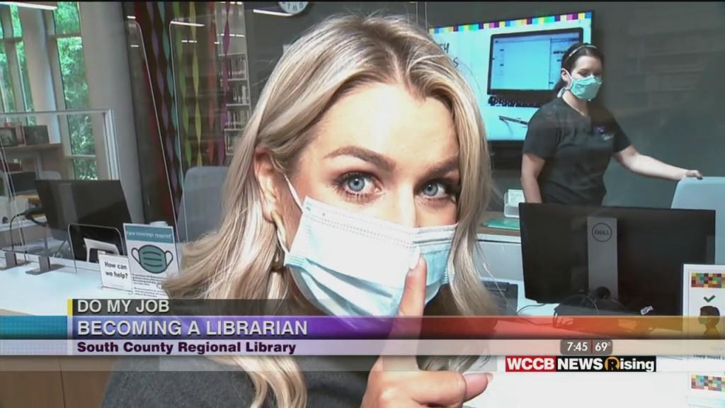 Do My Job: Lauren The Librarian