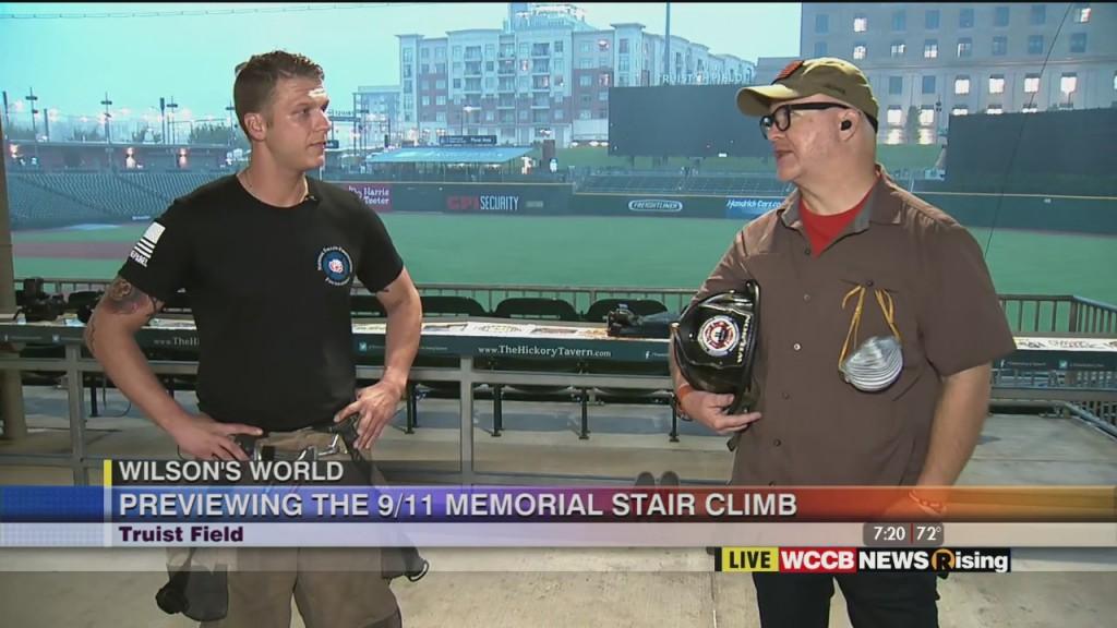 Wilson's World:national Fallen Firefighters