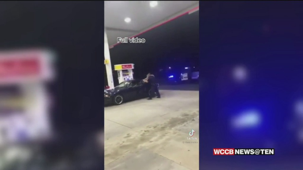Controversial Concord Arrest