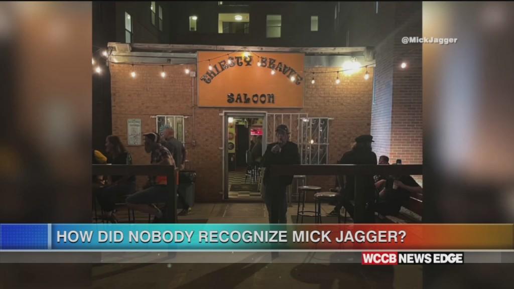 Mick's Big Night Out