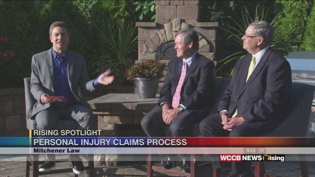 Rising Spotlight: Personal Injury Claims With Mitchener Law