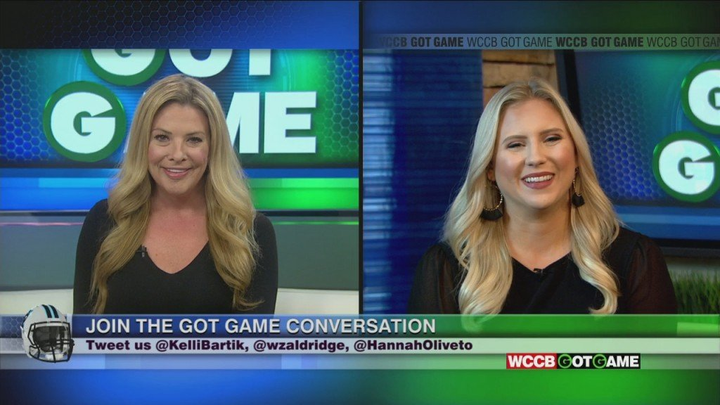 Got Game: Panthers Are 2 0 After Saints Win