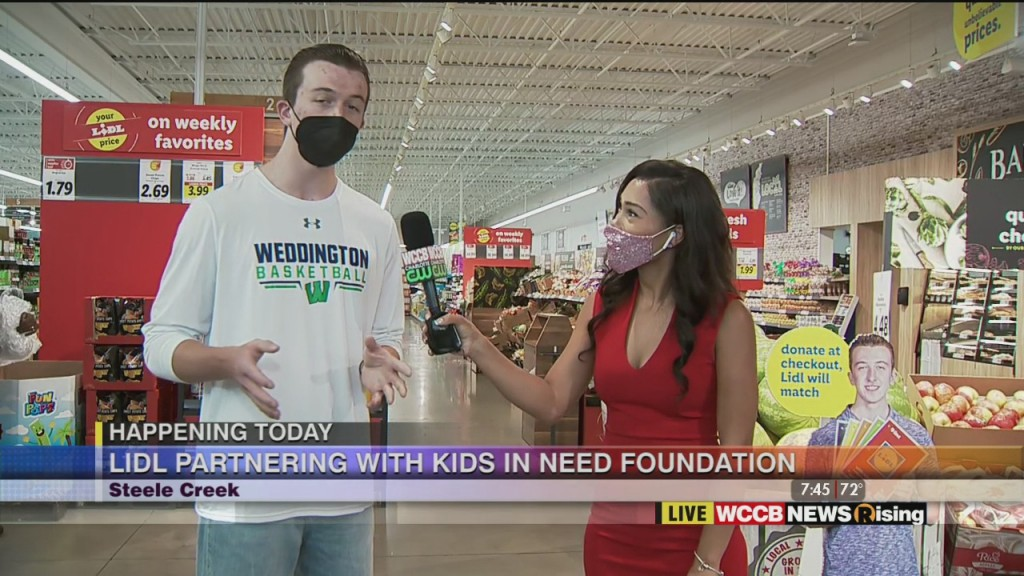 Local Teen And Lidl Partnering For School Supplies Initiative