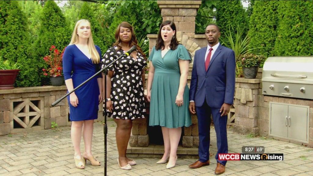 Opera Carolina: Free Music Under The Stars