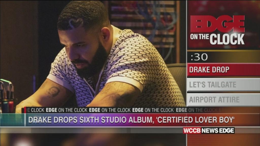 Drake Drops His New Album