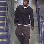 Surveillance Picture Of Malek Moore