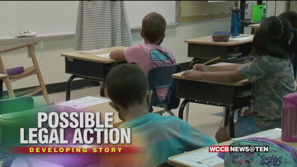 Legal Action Threatened Against Union County