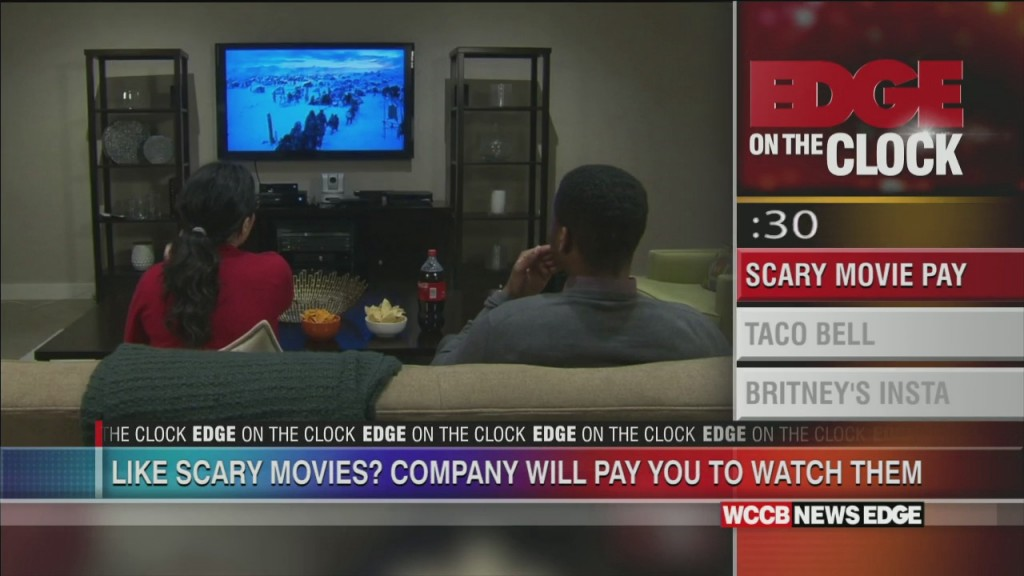 Get Paid To Watch Scary Movies