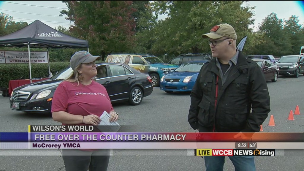 Wilson's World: Nc Medassist Is Hosting A Free Drive Thru Over The Counter Pharmacy Event Today!
