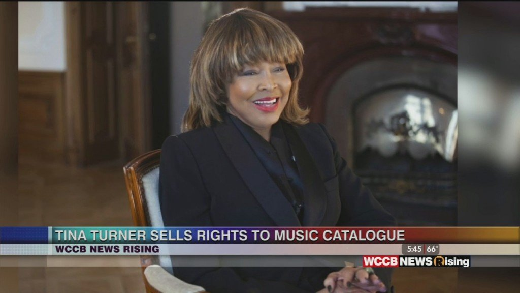 Tina Turner Sells Musical Catalogue
