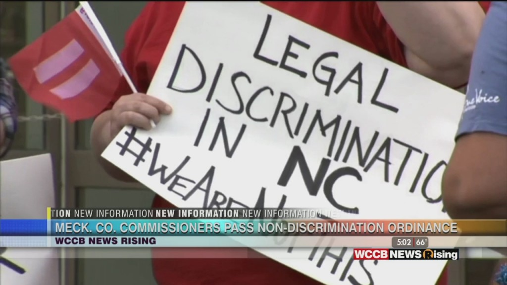 Meck Co. Commissioners Pass Ndo