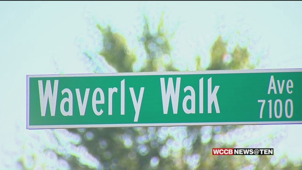 No Arrests After Weekend Shooting At Waverly Shopping Center