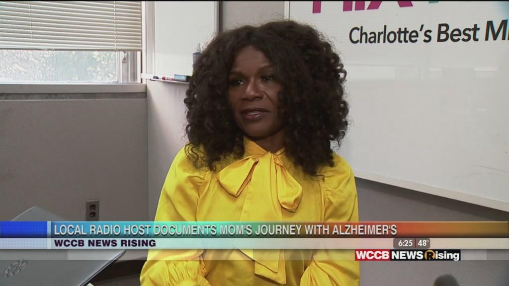 Ramona Holloway Is Raising Awareness About Alzheimer's