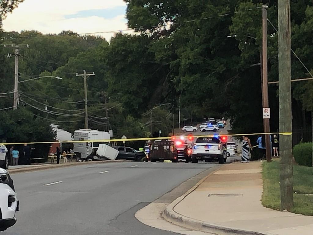 Randolph Road Crash