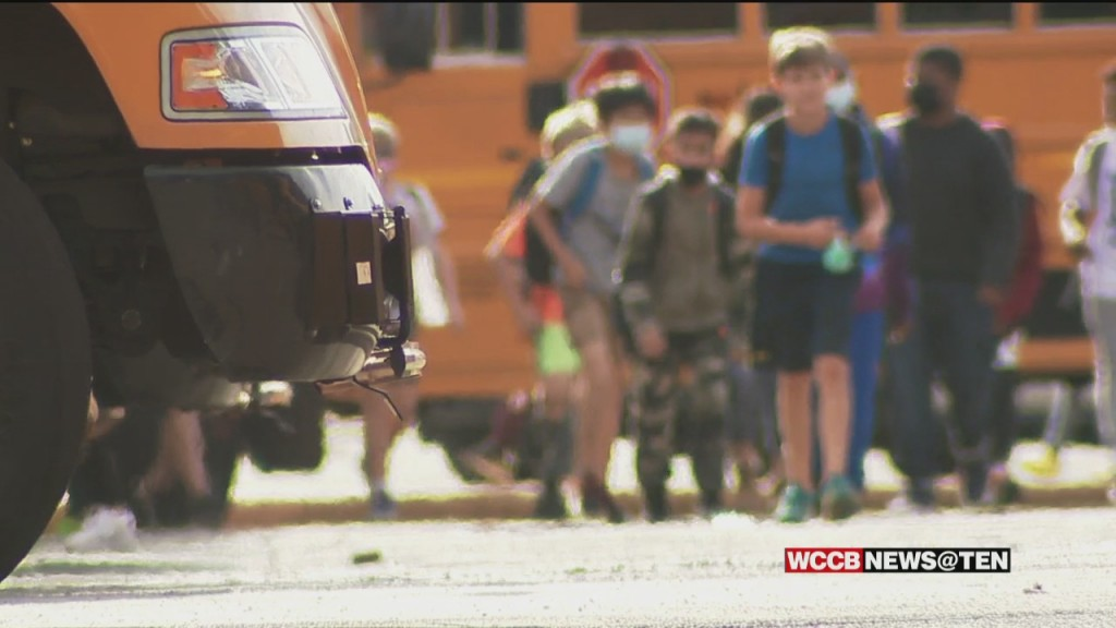 Randolph Middle School Student Says She Was Fondled By Two Boys On The Bus