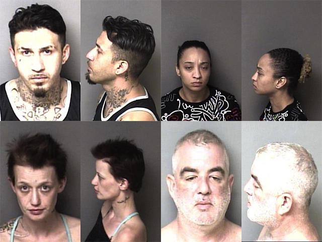 Gaston County Crime 101821