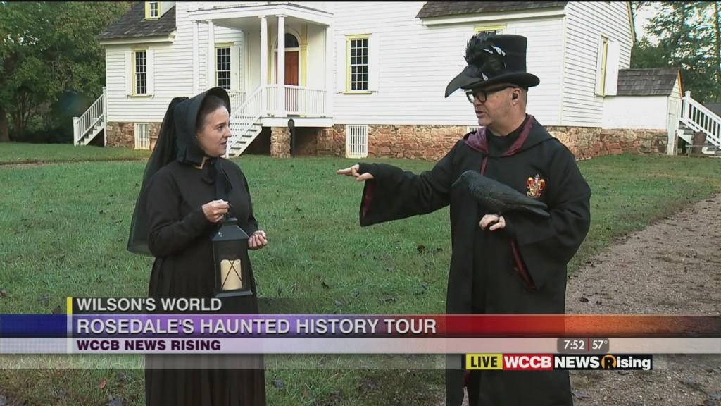 Wilson's World: Historic Rosedale