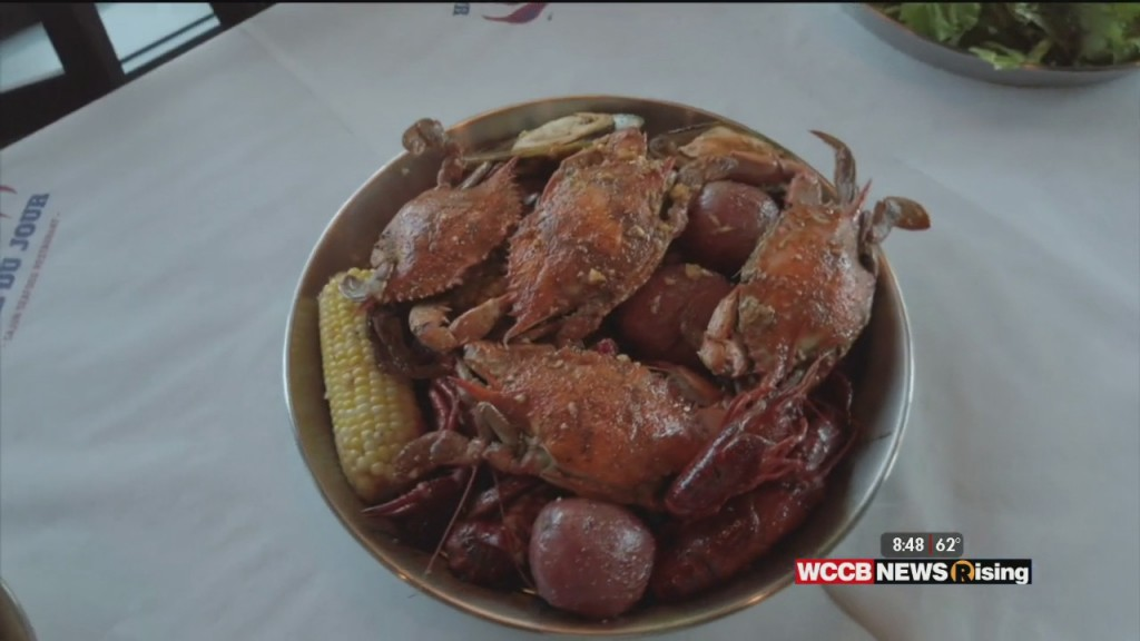 Grand Opening For Crab Du Jour Whitehall Location