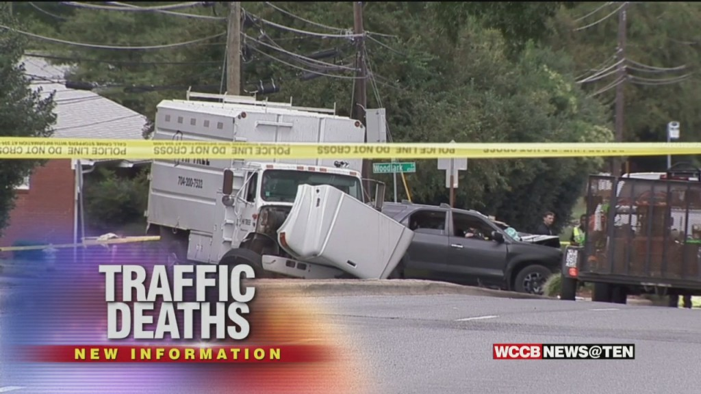 City Leaders Concerned About Growing Number Of Traffic Deaths In Charlotte