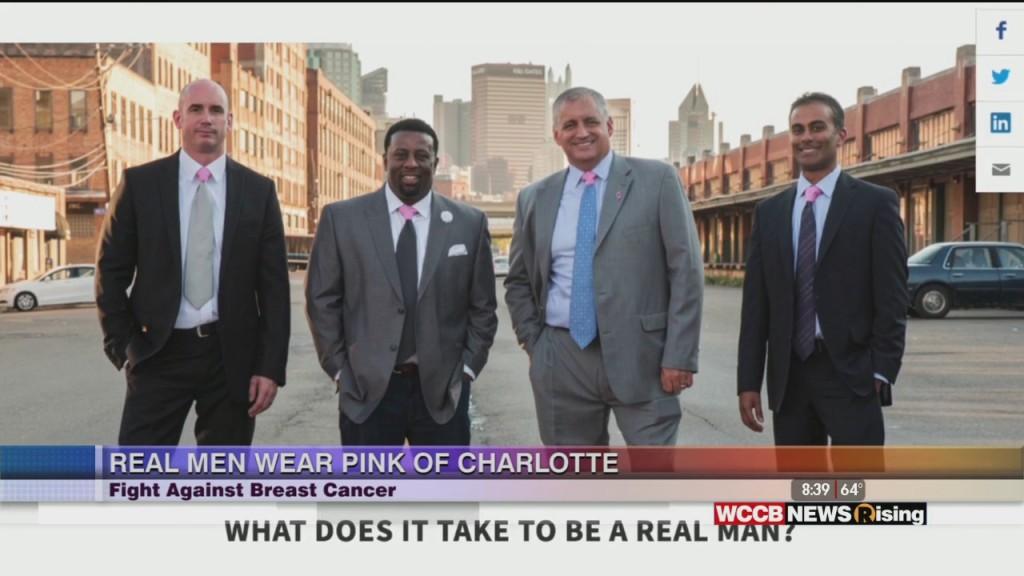 Real Men Wear Pink Of Charlotte