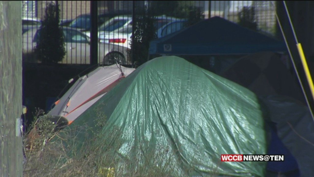 Homelessness In Charlotte On The Rise, As Affordable Housing Plan Gets $2 Million Dollar Investment