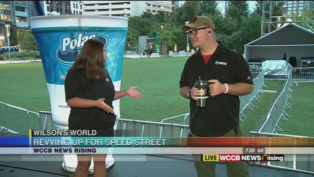 Wilson's World; Spped Street