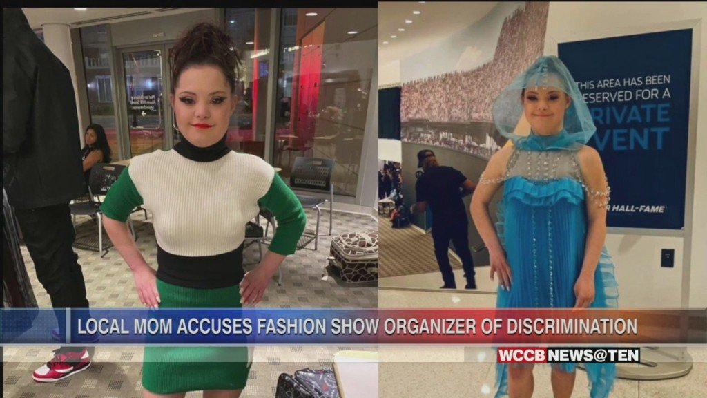 Local Mom Accuses Fashion Show Organizer Of Discrimination Against Model With Down's Syndrome