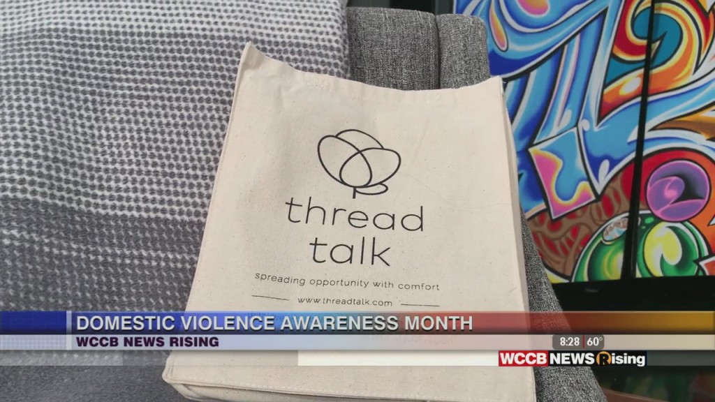 Domestic Violence Awareness Month With Thread Talk