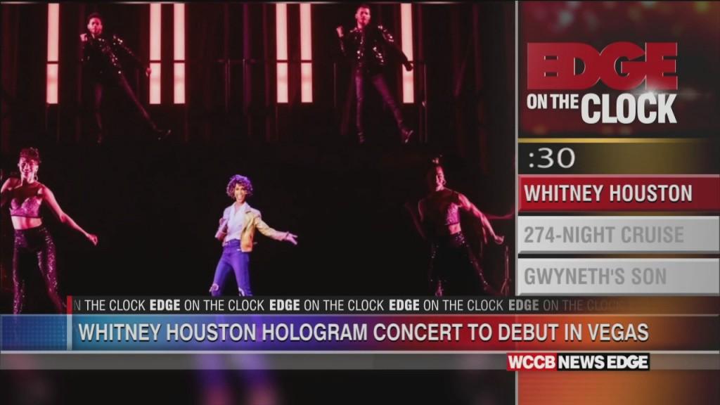 Edge On The Clock: Whitney Houston Hologram Concert Kicks Off Next Tuesday