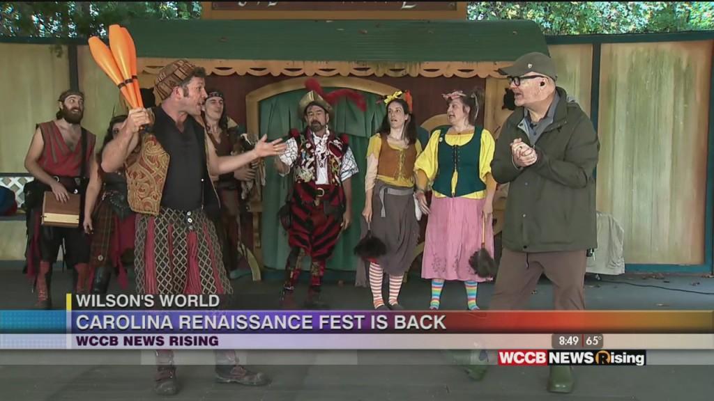 Wilson's World Carolina Ren Fest Full 10.8.21