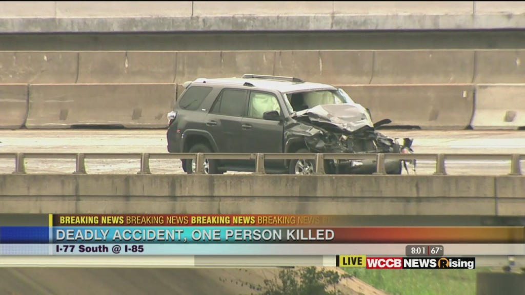 Deadly Accident On 77 South