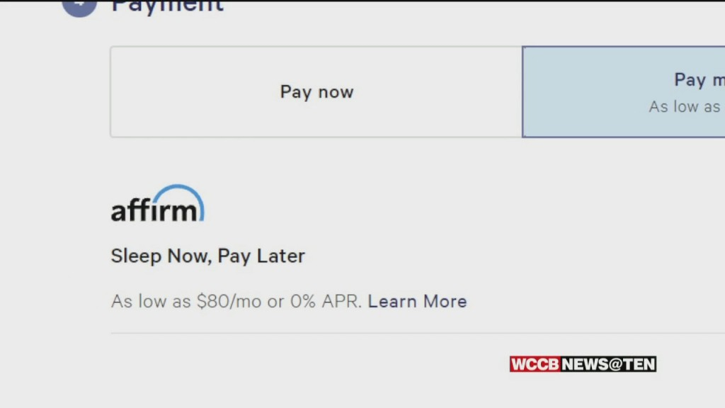 Buy Now, Pay Later Tech Is Taking Off