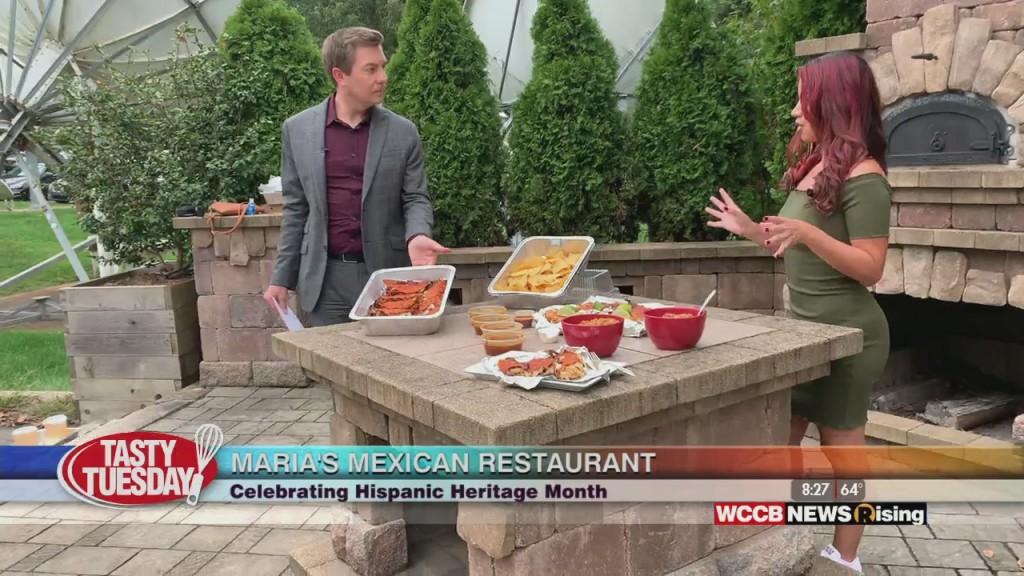 Tasty Tuesday: Maria's Mexican Restaurant