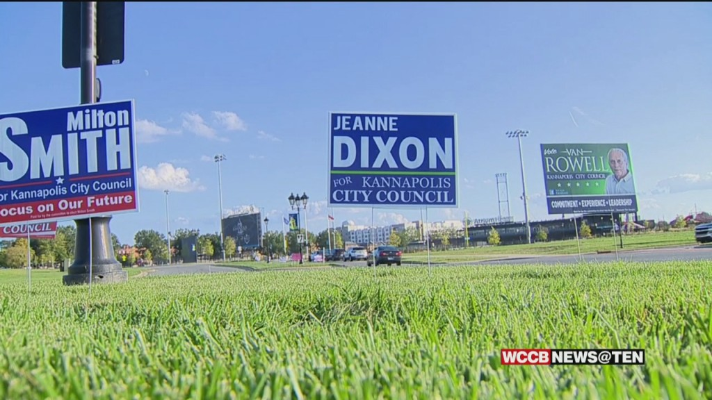 A Kannapolis Woman Running For City Council Looking To Make History