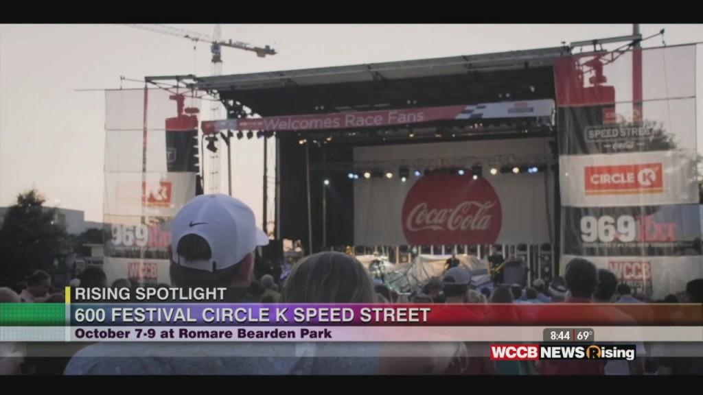 Rising Spotlight: Circle K Speed Street 2021