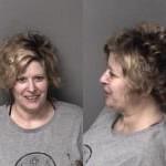 Lisa Parlier Resisting Officer