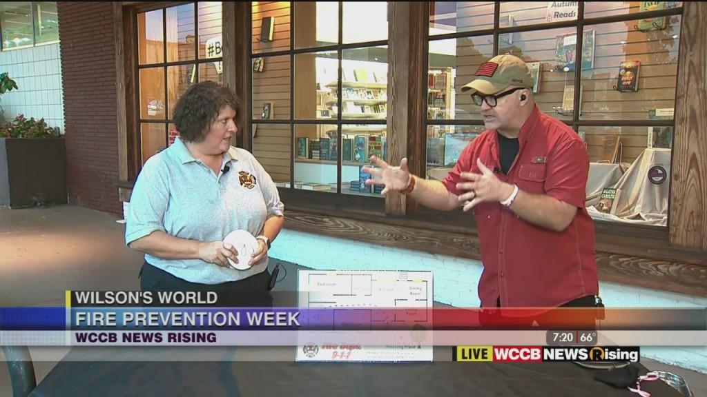 Wilson's World: Fire Prevention Week