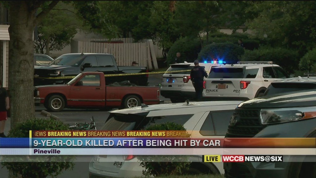 9 Year Old Killed After Being Hit By Car