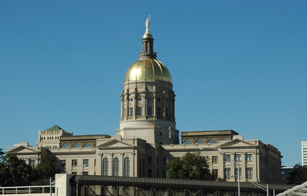 photo of Georgia Capitol Building for legislature stories