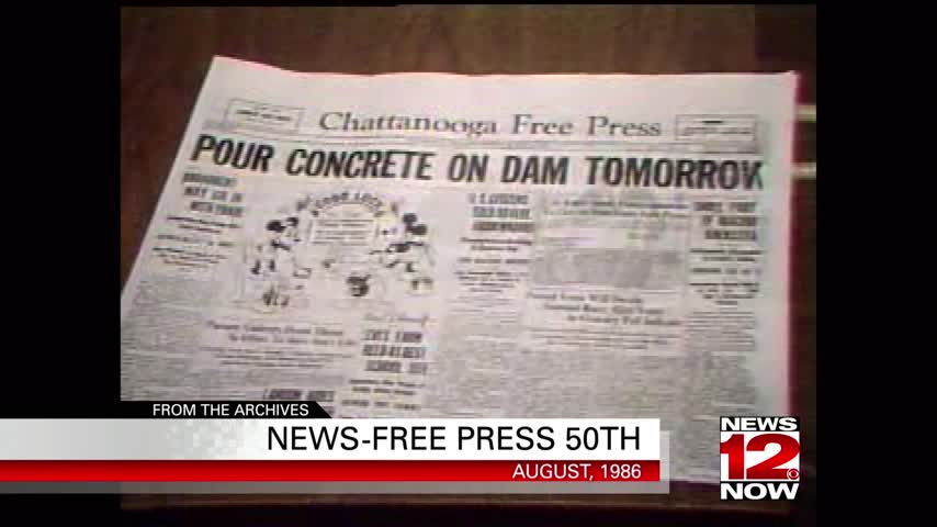 Chattanooga Times Free Press ends print papers 6 days a week next year