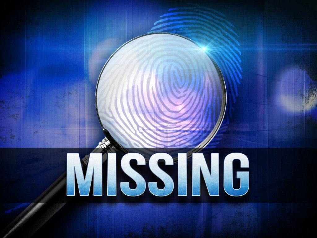 Missing (person) graphic